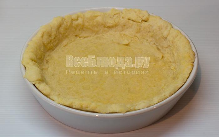Рецепт тесто для пирога с капустой в духовке пошагово