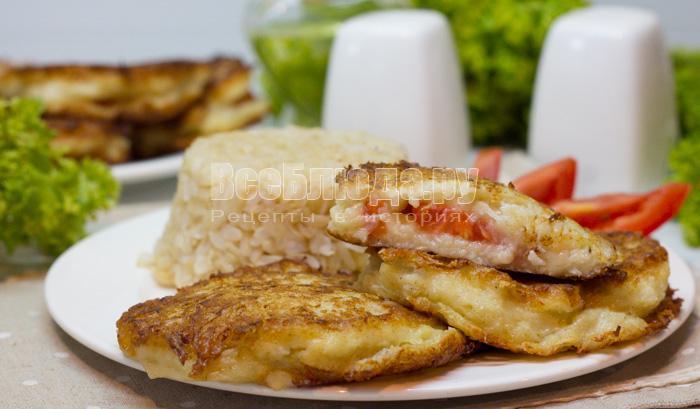кабачковые оладьи, рецепт с фото