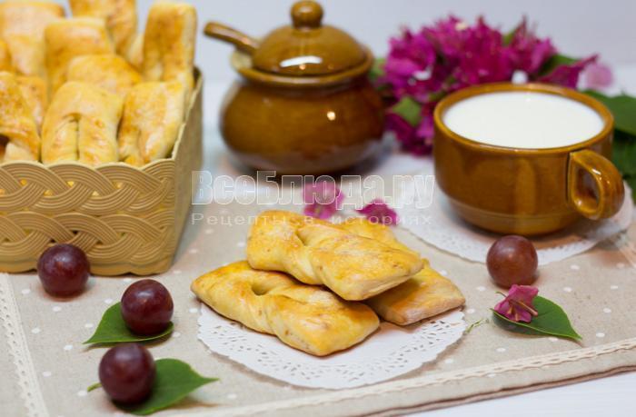 Пышки на сметане в духовке, рецепт пышек с пошаговыми фото Все Блюда