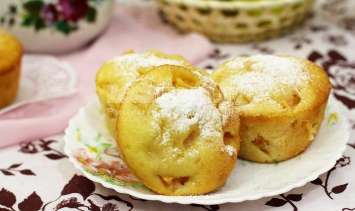 рецепт дыневых кексов