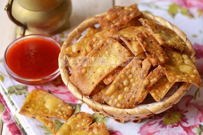 готовые кукурузные чипсы