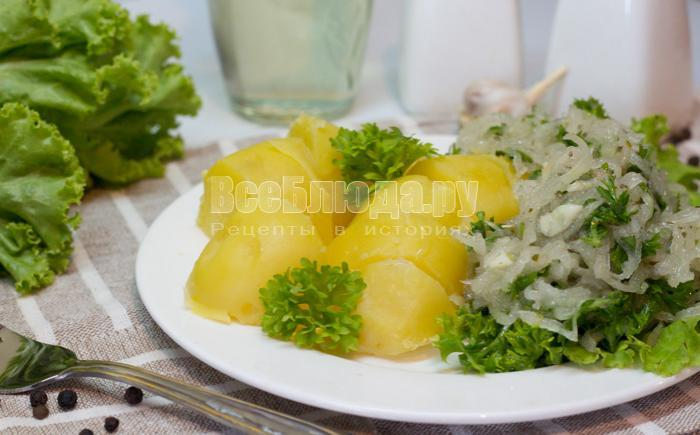 рецепт маринованных кабачков быстрого приготовления