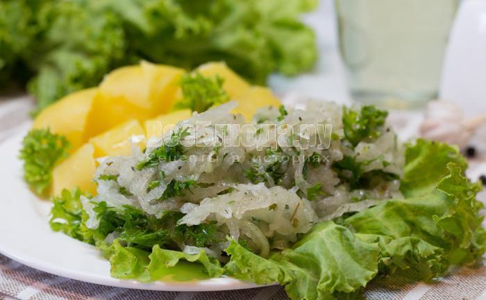 кабачки быстрого поедания, рецепт с фото