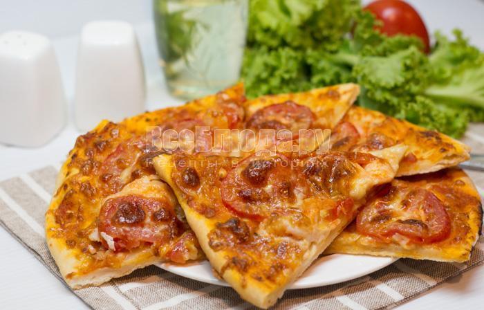Как приготовить пиццу с креветками