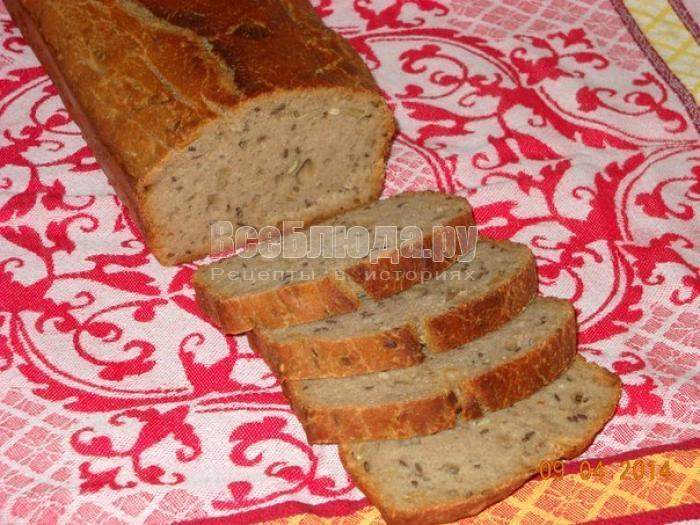 Бездрожжевой хлеб в Новосибирске от Татьяны Спиридоновой