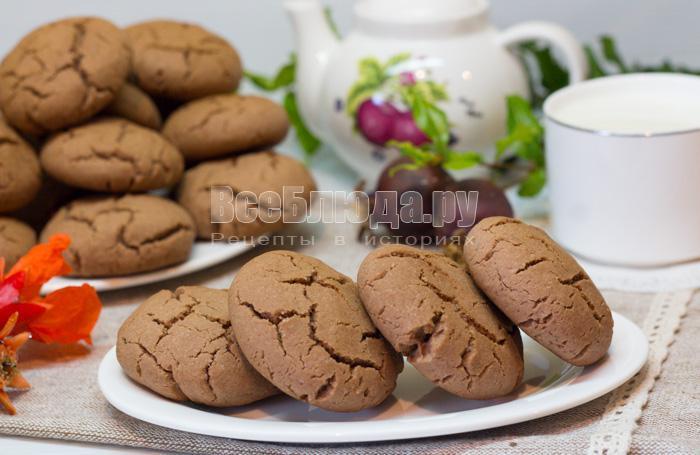 как приготовить нежное и рассыпчатое печенье на крахмале