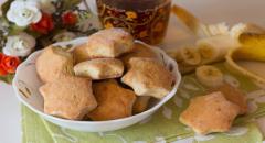 Простой рецепт домашнего печенья без яиц