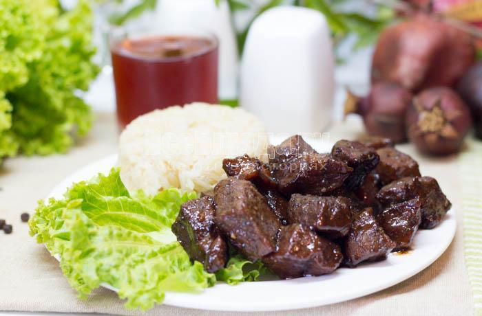 рецепт мяса в гранатовом соке