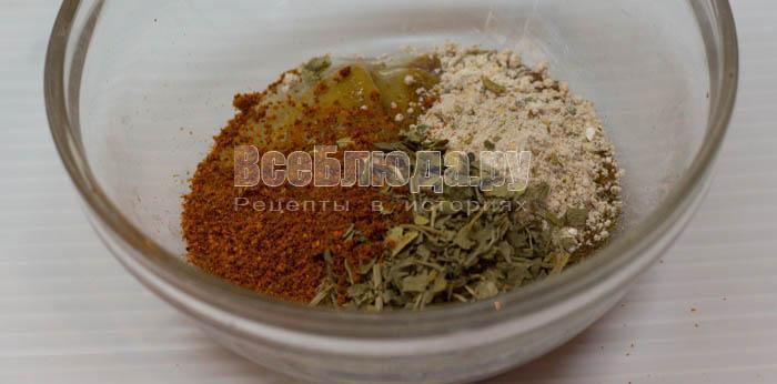 Говядина в горчично-медовом маринаде в духовке