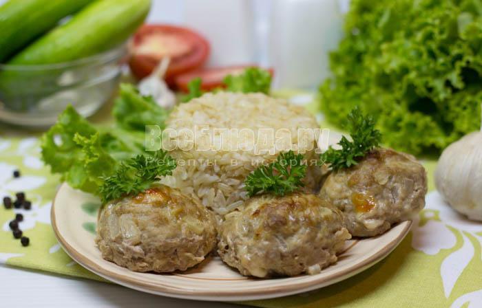 рецепт шариков из мяса с сыром