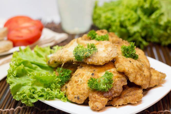 рецепт куриного филе в кляре