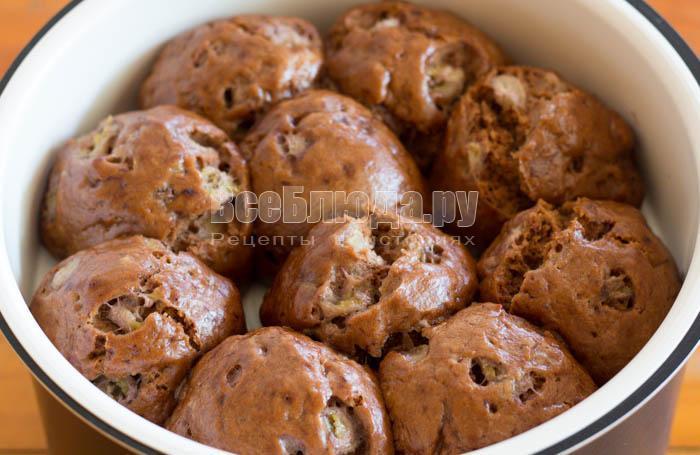 приготовить печенье на пару