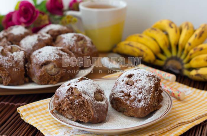 рецепт шоколадного печенья на пару в мультиварке