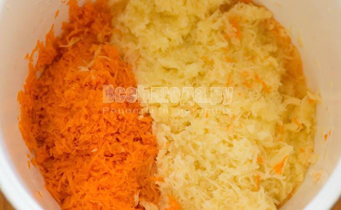 что можно приготовить из морковки и картошки