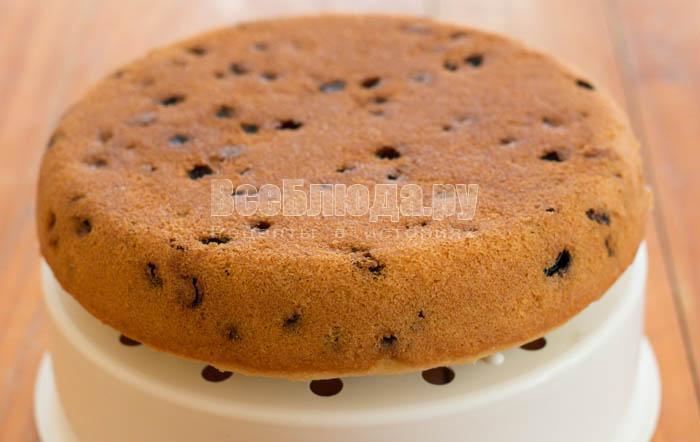 выпекать кекс в мультиварке