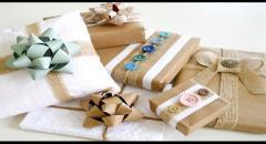 Упаковка сладких новогодних подарков для детей и взрослых от про...