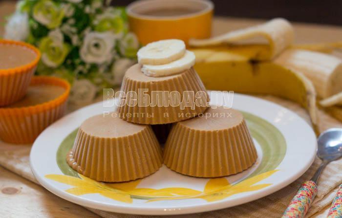 Творожное мороженое крем-брюле за 7 минут с вареной сгущенкой