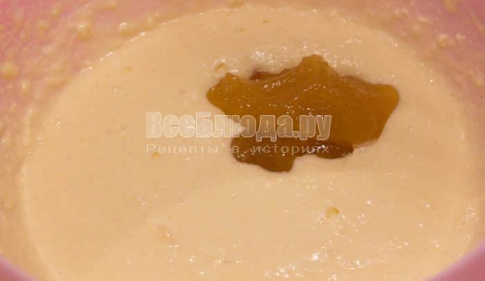 взбить мед