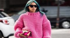 Успех хорошей прогулки – комфортный свитер