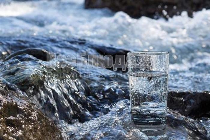 Качественные питьевые природные воды