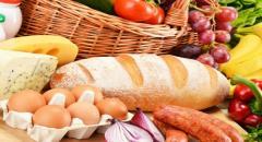 Выбор полезных продуктов