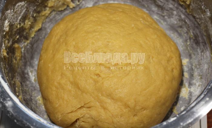 готовое тесто для рыжика