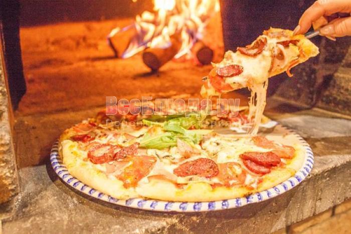 Ароматная пицца в дровяной печи: что нужно для вкусного блюда