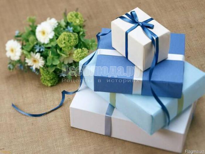 Упаковка сладких новогодних подарков для детей и взрослых от производителя