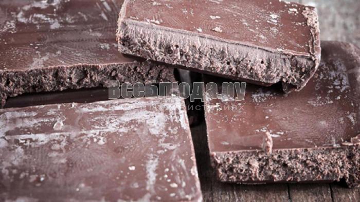 Шоколад, шоколадные конфеты в Москве от фабрики