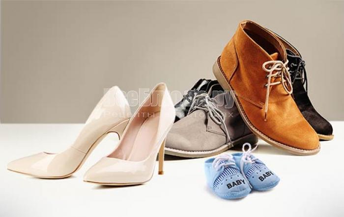 Обувь характеризует психологию человека