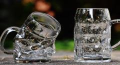 Вода, сладкие и алкогольные напитки