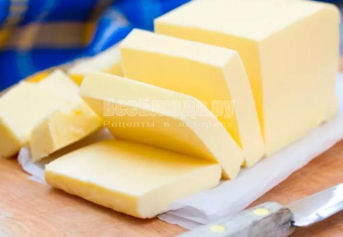 Производство сливочного масла
