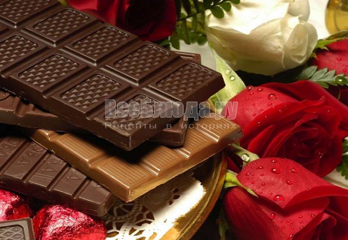 Кондитерский шоколад. Свойства натурального продукта