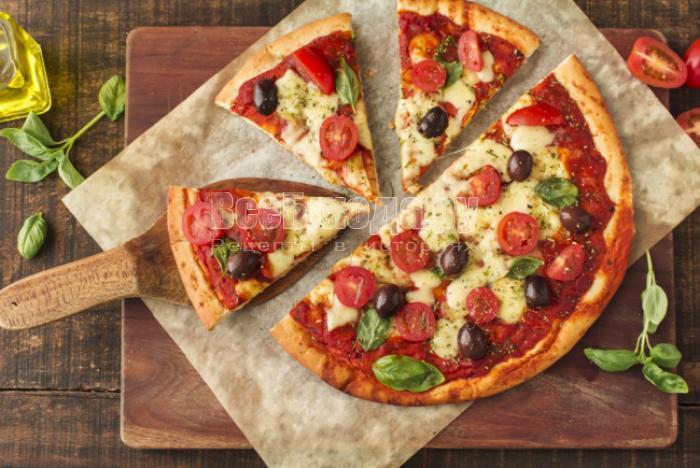 Где заказать вкусную пиццу в Оренбурге