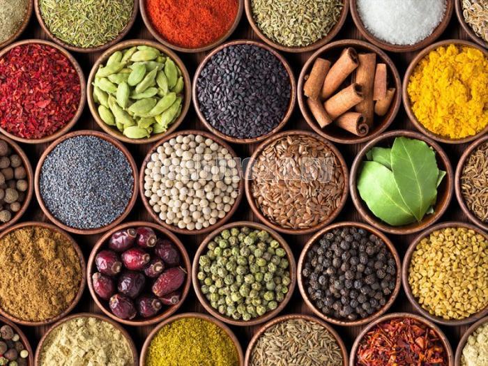 Польза органических индийских специй и приправ
