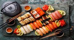 Доставка суши Астана, Нурсултан от Family food...