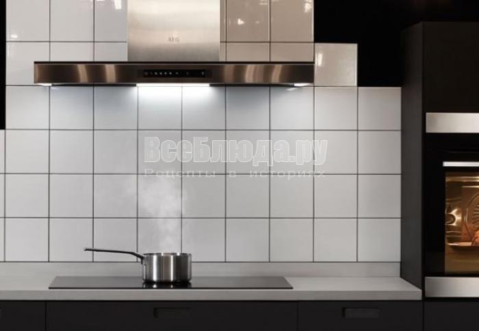 Для чего нужна вытяжка на кухне
