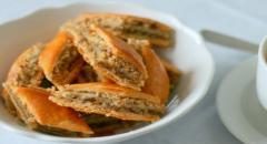 Рецепты с грецкими орехами или как удивить гостей