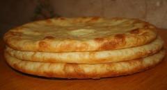 Доставка осетинских пирогов в Москве – как это заменит ужин...