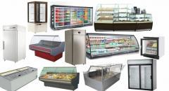 Холодильное оборудование в Екатеринбурге - витрины, лари...