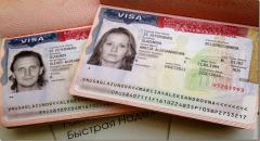 Как получить визу в США - пошаговая инструкция...