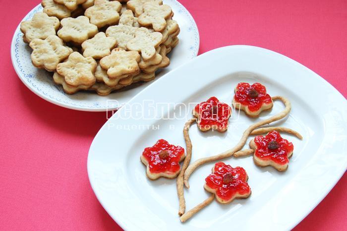 готовое печенье на пиве
