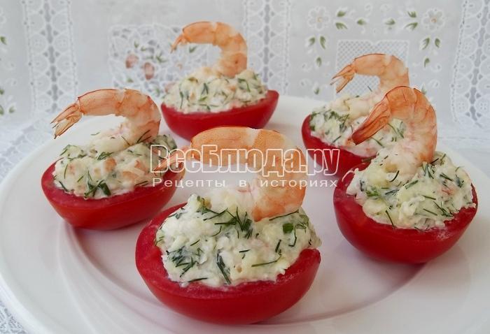 готовые лебеди в помидорах