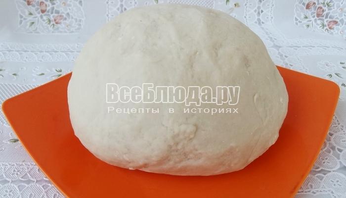 готовое чебуречное тесто