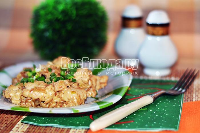 посыпьте приготовленные молоки зеленым луком