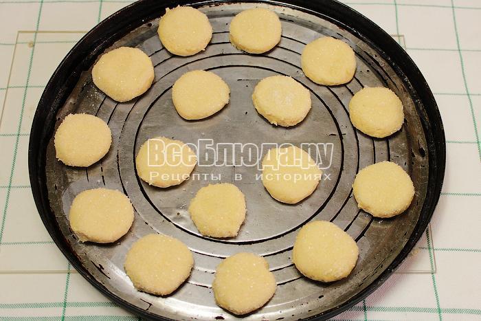 Печенье с имбирем в форме