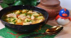 Тушеная картошка с мясом (свининой)
