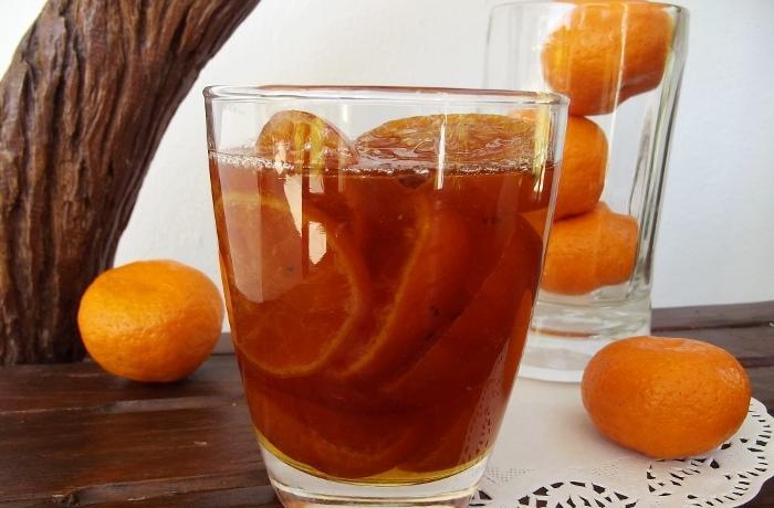 Рецепт варенья из мандаринов, варим вместе с кожурой