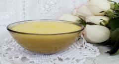 Как приготовить заварной крем для торта