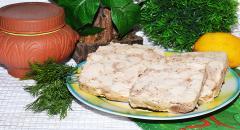 Рецепт куриного рулета в пакете от сока (тетрапаке)